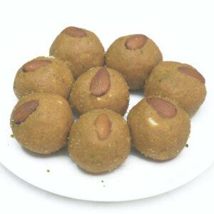 Desi Ghee Besan Laddu