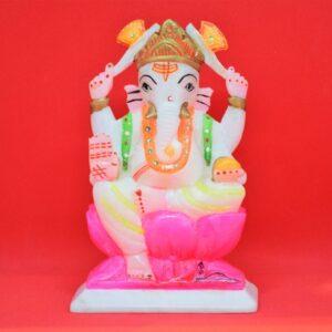 Marble Ganesha Ji