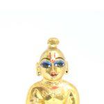 Laddu Gopal Ji Idol Panch Dhatu