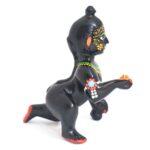 Laddu Gopal Ji Idol Black Make over Brass